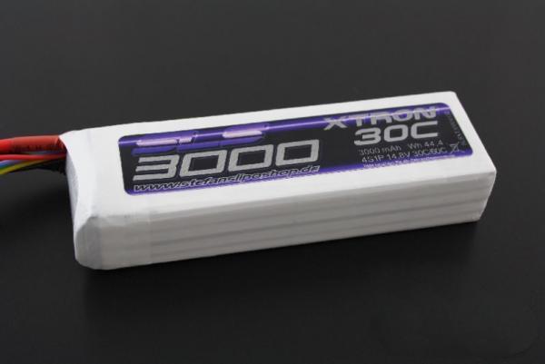 SLS XTRON 3000mAh 6S1P 22,2V 30C/60C