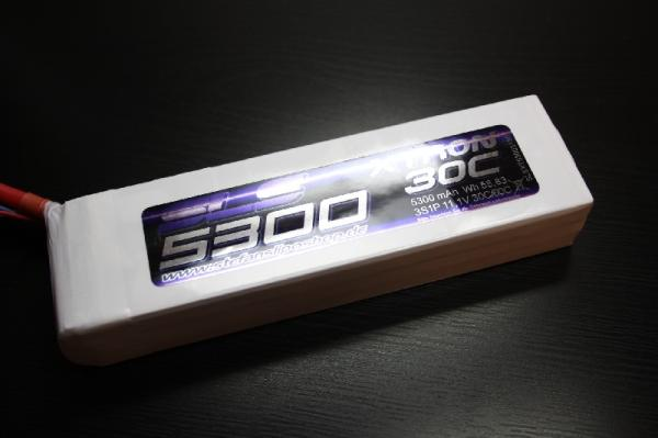 SLS XTRON 5300mAh 6S1P 22,2V 30C/60C