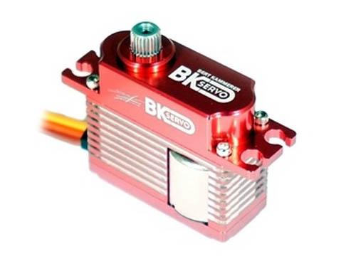 BK DS-5005HV Mini Heckservo