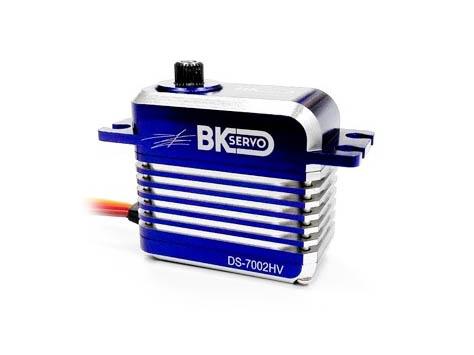 BK DS-7002HV Ultra Speed Taumelscheiben Servo