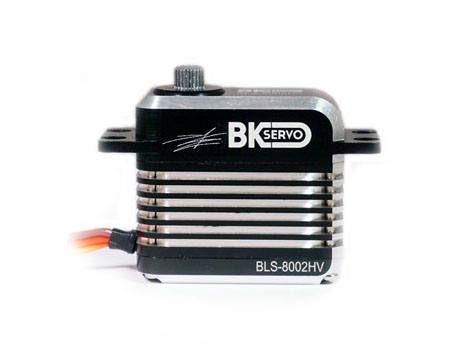 BK BLS-8002 HV Ultra Speed Taumelscheiben Servo