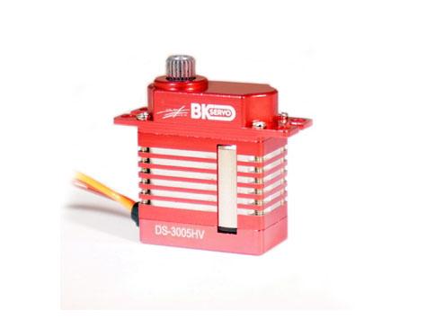 BK DS-3005HV Micro Heckservo # BKMI02