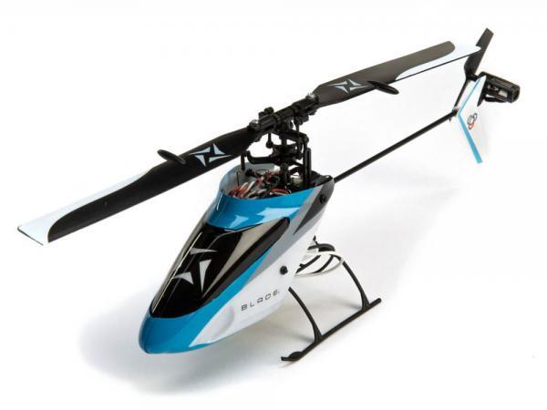 Blade Nano S2 Heli BNF mit SAFE Technologie