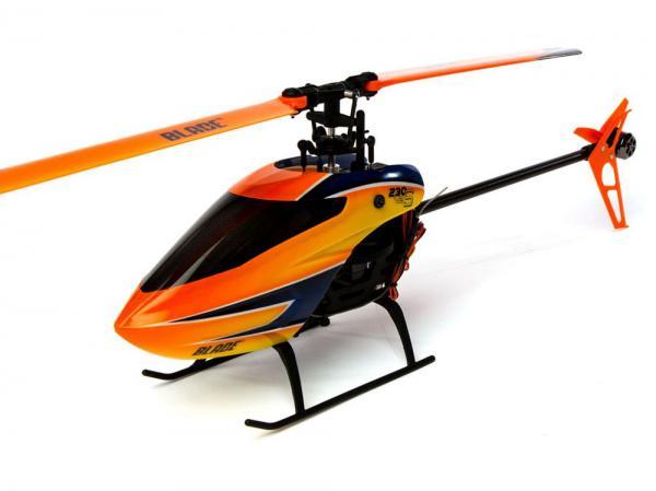 Blade 230 S V2 3D Heli RTF mit SAFE und Sender DXE # BLH1400EU