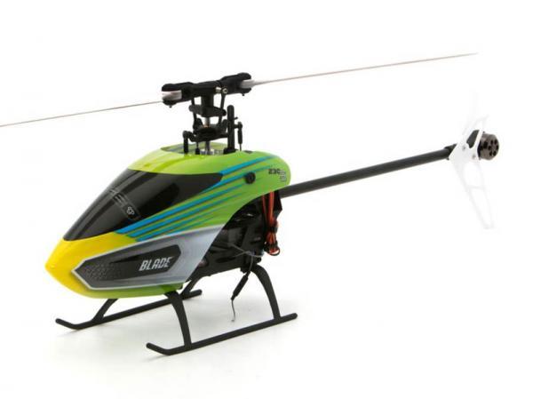 Blade 230 S 3D Heli BNF mit SAFE