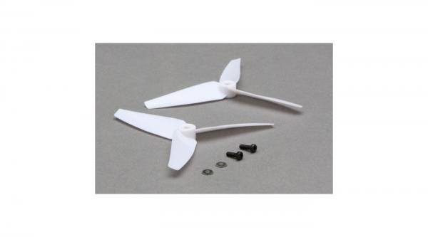 Blade 250 CFX / 230S / 200 SR X Heckrotorblätter