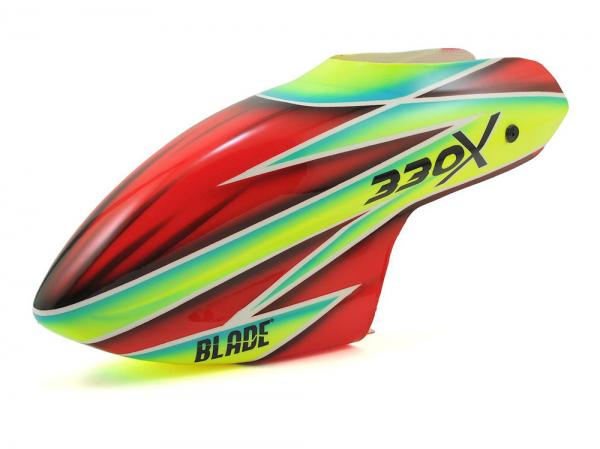 Blade 330X Haube Fiberglas