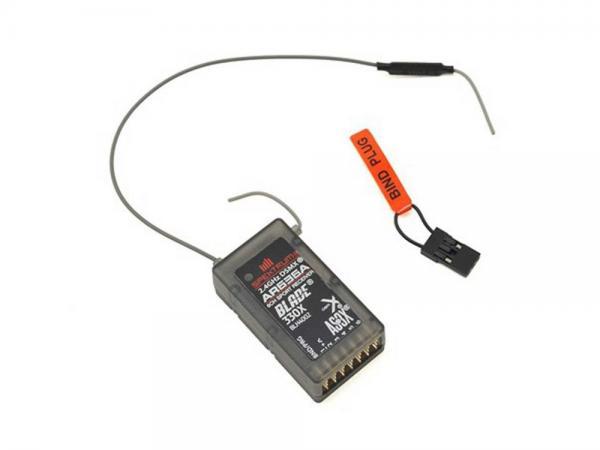 Spektrum 330X Ersatz Empfänger AR636A