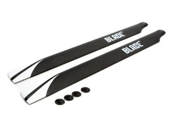 Blade 360 CFX 360mm Carbon Fiber Main Rotor Blades