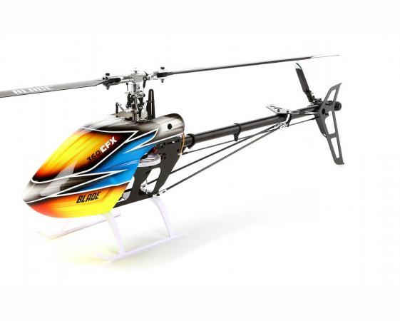 Blade 360 CFX  ohne Flybarlesssystem