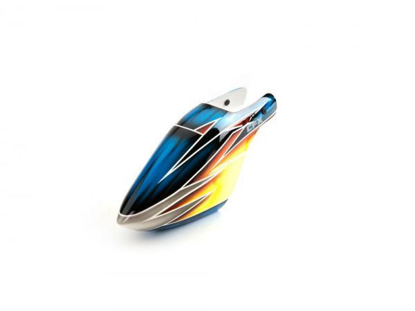 Blade 270 CFX Fiberglass Canopy (Teal)