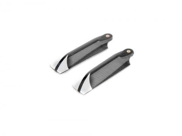 Blade 270 CFX Option C/F Tal Blades (2)