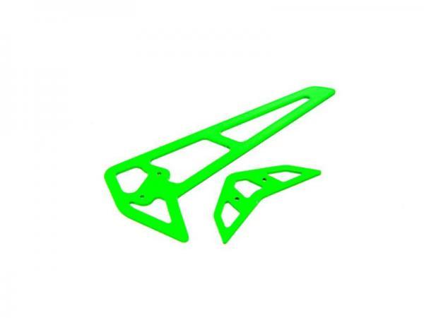 Blade 360 CFX 3S Heckfinne Carbon grün