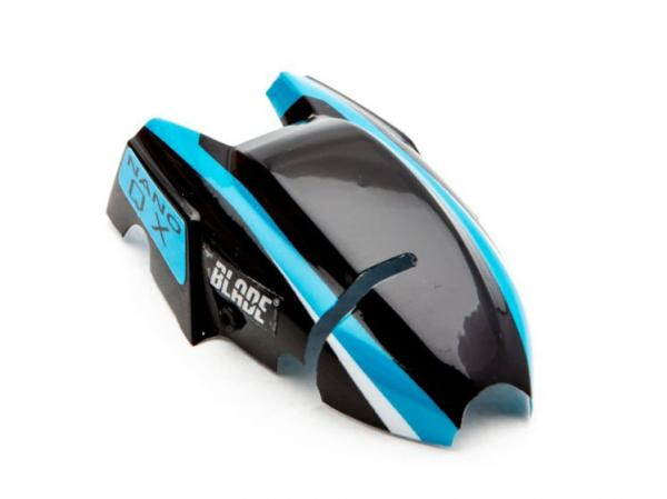 Blade Nano QX FPV Blue Canopy