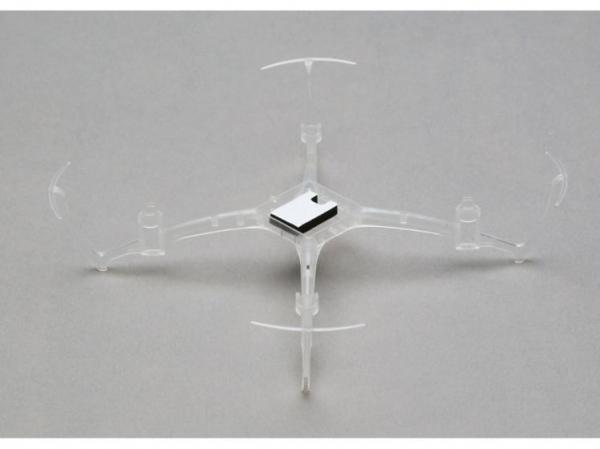 Blade Nano QX Main Frame Clear