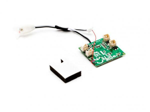 Blade Nano QX FPV 4-in-1 Control Unit, Rx / ESCs / Gyro