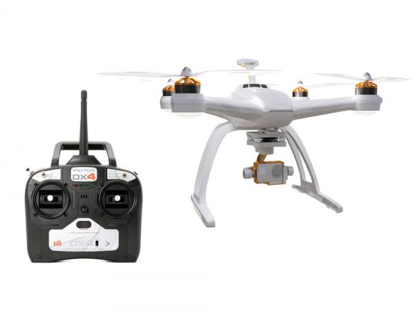 Blade Chroma RTF for GoPro Hero incl. GPH 3-Axis and DX4 Mode 2