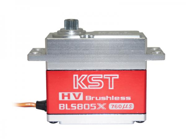 KST BLS805X Digital Brushless Heck- Servo