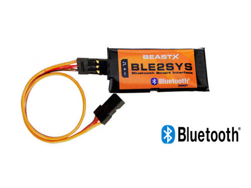BEASTX Microbeast BLE2SYS Bluetooth Smart Interface