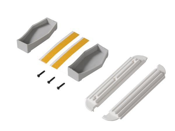 Mikado VBar Control Comfort Set grau/weiß