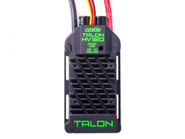Castle Talon HV Regler 120A 3-12S 10A BEC