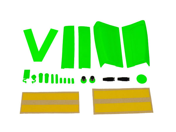 Mikado VBar Control Upgrade Kit neon-grün