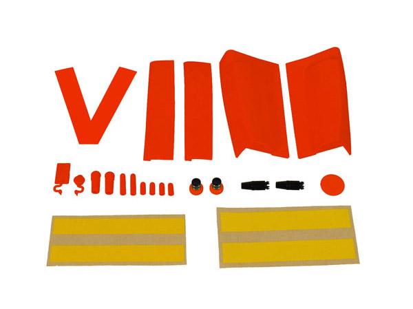 Mikado VBar Control Upgrade Kit rot