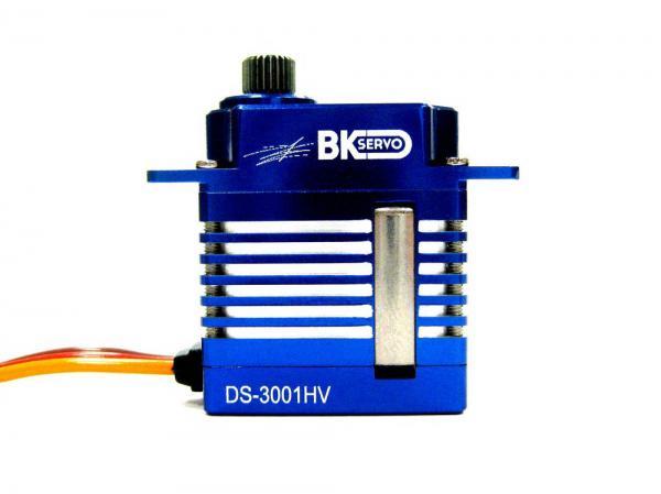 BK DS-3001HV Micro Taumelscheiben Servo