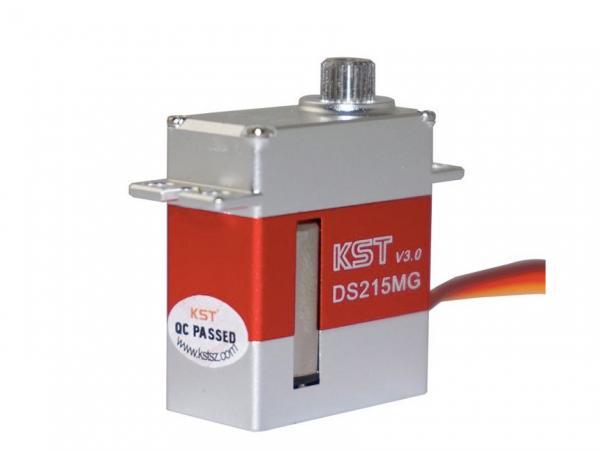 KST DS215MG-V3 Digital Taumelscheiben- Servo mit Alu Gehäuse