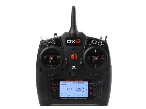 Spektrum DX8 Generation 2 8 Kanal Fernsteuerung DSMX ohne Empfänger