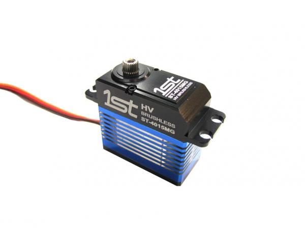 1st Servo Brushless ST-4015MG HV Digital (Heck)