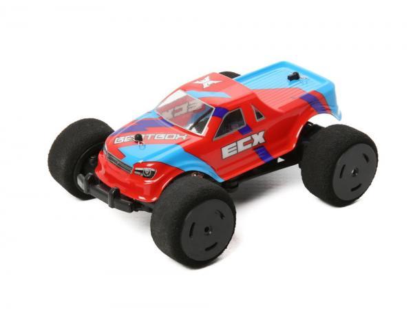 ECX BeatBox 1:36 2WD Monster Truck V2 RTR