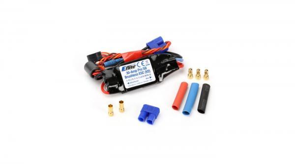 E-flite Brushless Regler 30A 3-4S LiPo