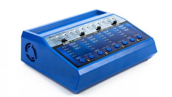 E-flite Ultra Micro-4 4x9W AC/DC Akkuladegerät