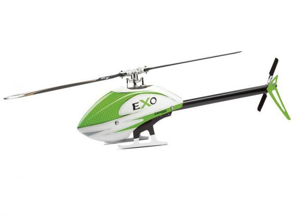 Compass EXO 500 with CF Rotorblades - Green