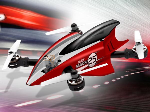 Blade Mach 25 FPV Race