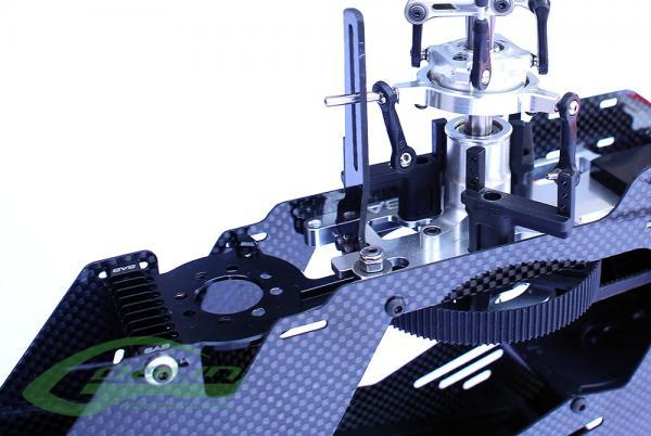 SAB GOBLIN 380 Mechanik inkl. Rotorblätter (ohne Haube und Heckrohr)