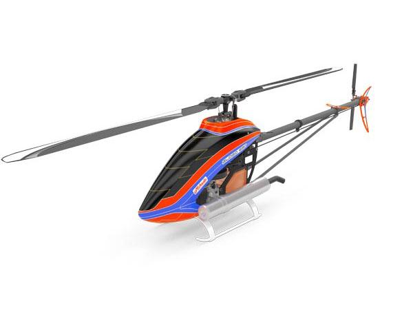 Mikado GLOGO 690 SX Helicopter Kit - VTX 697