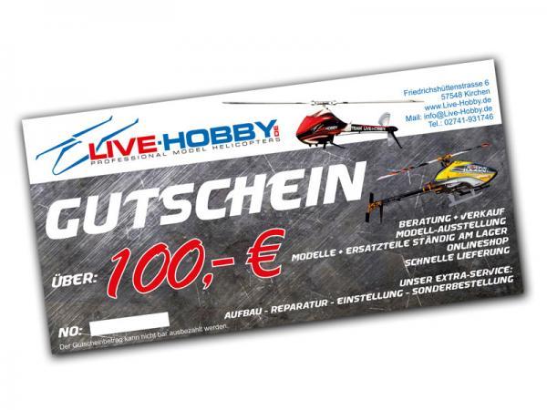 Voucher 100,--Euro
