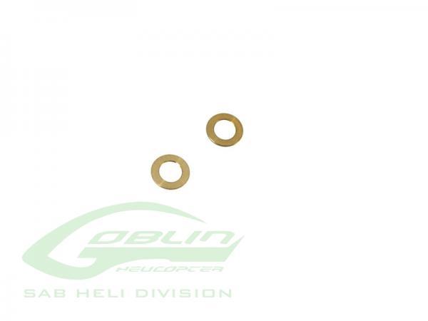 SAB Goblin Fireball Passscheibe 4 x 6,9 x 0,4mm