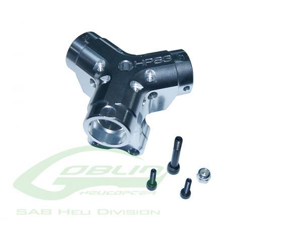SAB Goblin 500 / 570 Alu Rotorkopfzentralstück HPS3