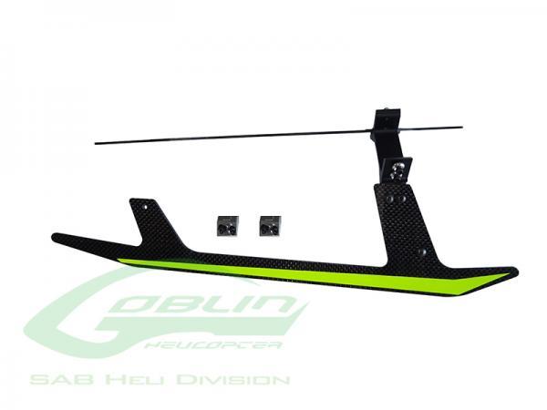 SAB Goblin Black Thunder Carbon Sport Landegestell komplett