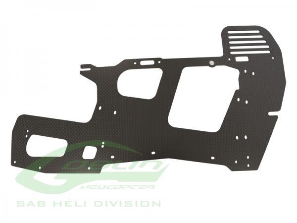 SAB Goblin Thunder T Carbon Rahmenplatte