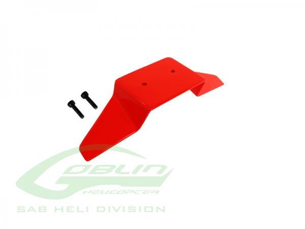 SAB Goblin Mini Comet Landegestell rot