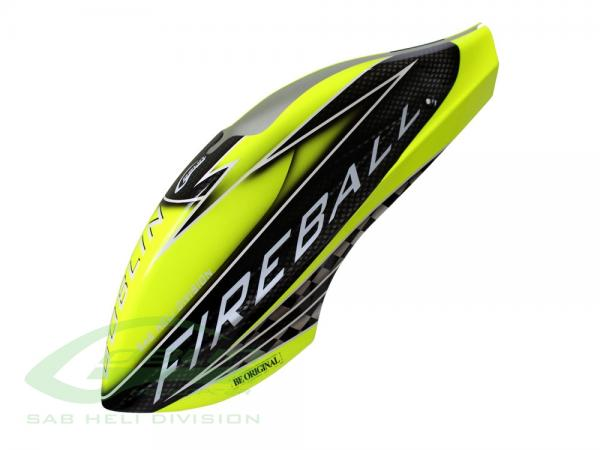 SAB Goblin Fireball FG Canopy Yellow