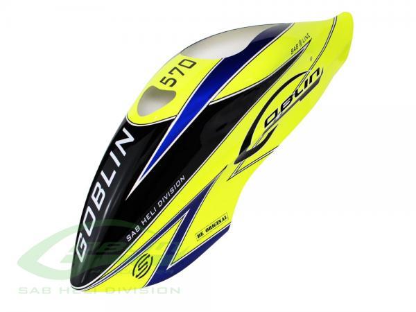 SAB Goblin 570 Sport Haube gelb