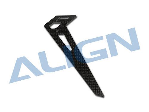 Align T-REX 300X Carbon Vertikales Leitwerk