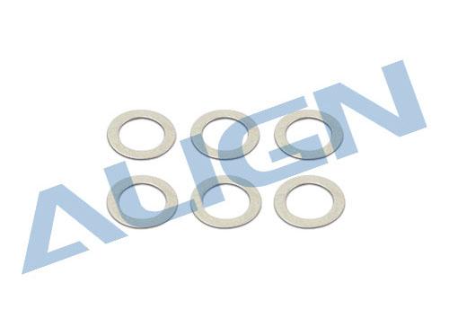 Align T-REX 470L Hauptrotorwellen- Passscheiben