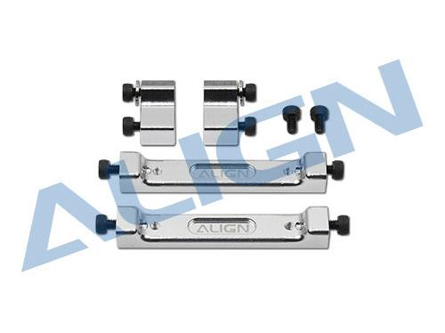 Align T-REX 500X Rahmenverbinder CNC Alu