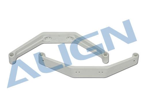 Align T-REX 500X / 500L Kufenbügel weiß
